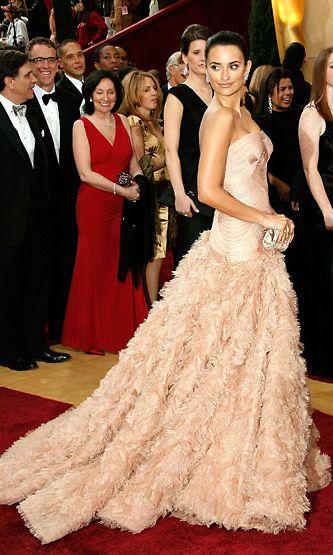 Penelope Cruz vuonna 2007