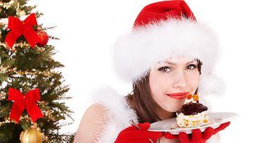 Jouluna saa syödä!