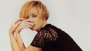 Anne Kukkohovi malliaikoinaan.