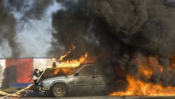 Niko Crazy Drivers Stunt Show Tourilla