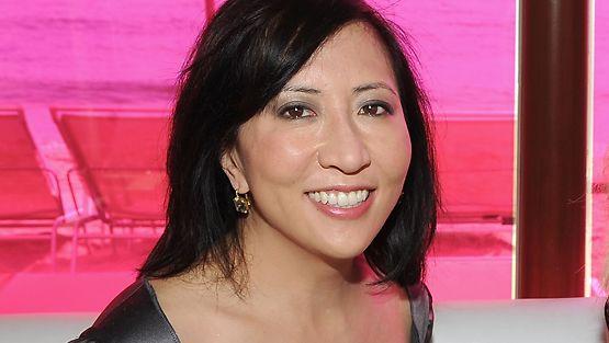 The Hollywood Reporter -lehden päätoimittaja Janice Min