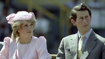 Prinsessa Diana ja prinssi Charles