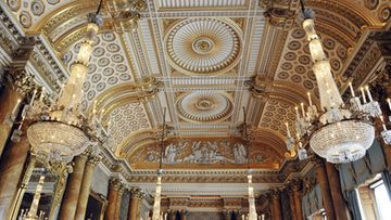 The Blue Drawing Room, Buckingham Palace