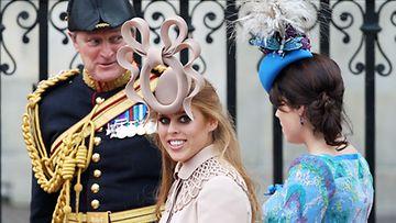 Yorkin prinsessat Beatrice ja Eugenie