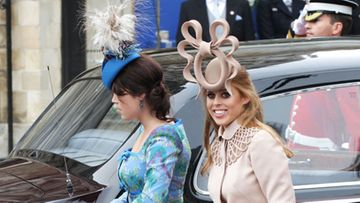 Princess Eugenie; Princess Beatrice