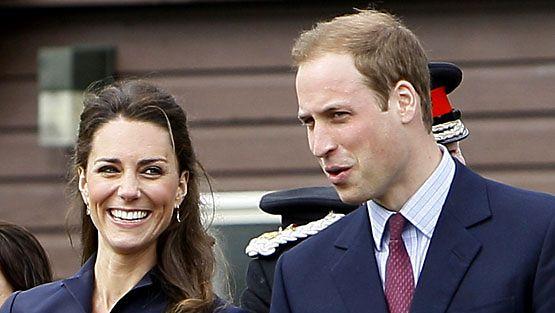 Kate Middleton ja prinssi William