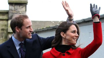 Prinssi William ja Kate Middleton