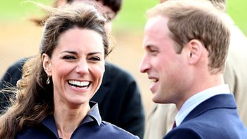 Kate Middleton ja prinssi William