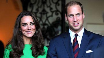 Herttuatar Catherine ja prinssi Williams