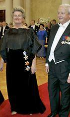 Riitta ja Topi Uosukainen 2005