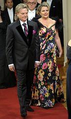 Muusikko Pepe Willberg ja vaimo Pauliina