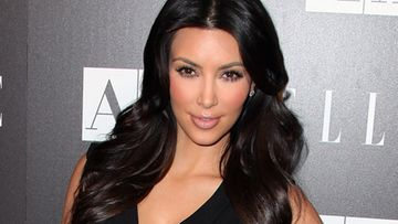 Kim Kardashian. (Kuva: Gettyimages)