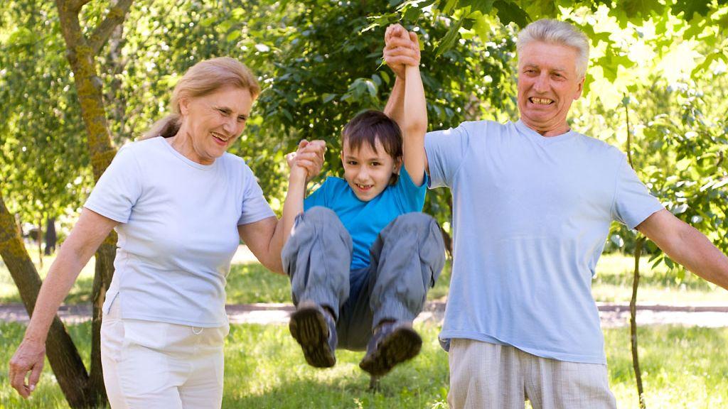 Isovanhemmat Ja Lapsenlapset