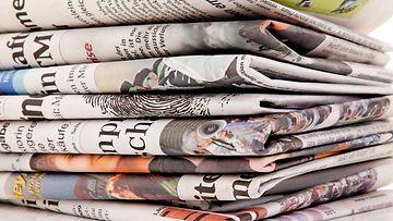 sanomalehdet