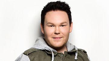 Idols-kilpailija Ville Niskanen.