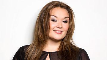 Idols-kilpailija Catharina Zuhlke.