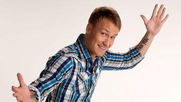Heikki Paasonen Idolsin 5. tuotantokaudella.