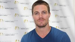 Arrow-tähti Stephen Amell.