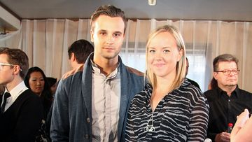 Mikko Parikka ja Sara Säkkinen