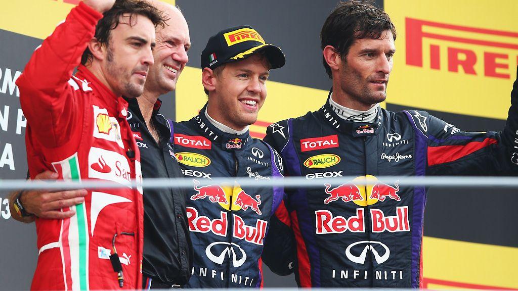 Färjestad Update: Webber: Vettel Vielä Ferrarille