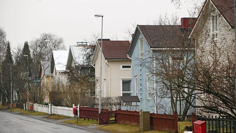 Oulu, Karjasilta