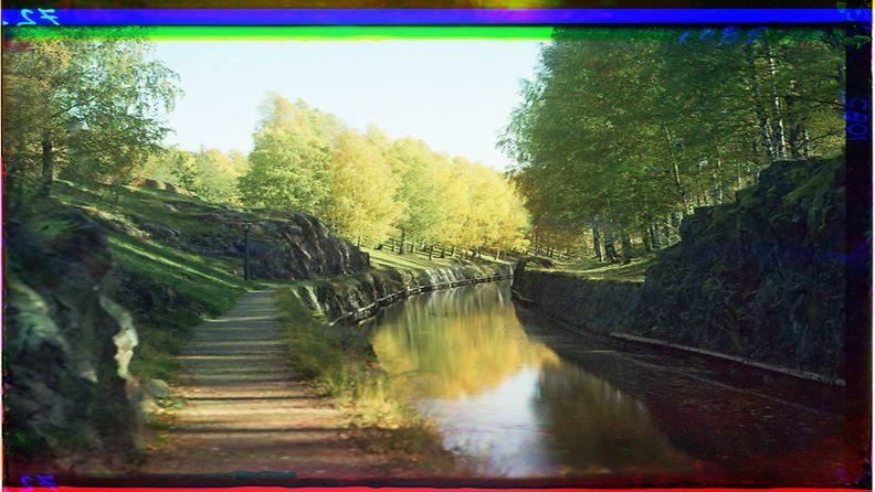 """""""Saimaan kanavan kaunein paikka"""""""