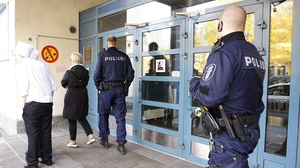 Poliisilaitos Oulu