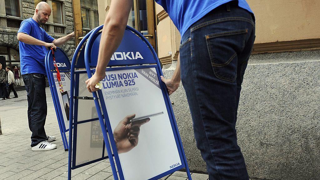 Kauppalehti: 5 prosenttia suomalaisomistajista hylkäsi Nokian - Talous - Uutiset - MTV.fi