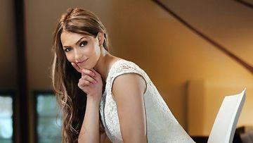 Maija Kerisalmella on ollut huonoa tuuria Miss Maailma -kisoissa.