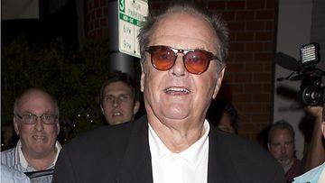 Jack Nicholson ei enää nauti näyttelemisestä.