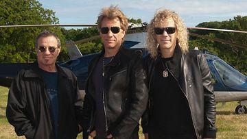 David Bryan, Jon Bon Jovi ja Tico Torres.