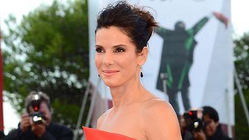 Sandra Bullock ja Venetsian elokuvajuhlilla 28. elokuuta.