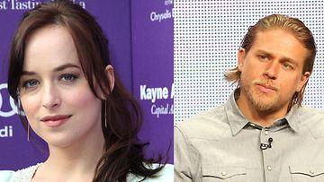 Dakota Johnson ja Charlie Hunnam eivät kelpaa kaikille Fifty Shades of Grey -faneille