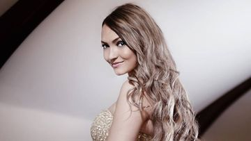Maija Kerisalmi edustaa Suomea Miss Maailma -kisoissa.