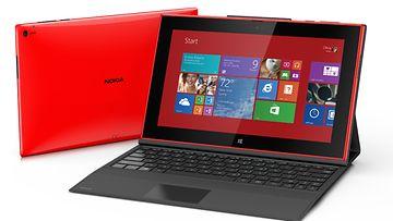 Nokia julkisti kauan odotetun tablettinsa – Lumia 2520:n.