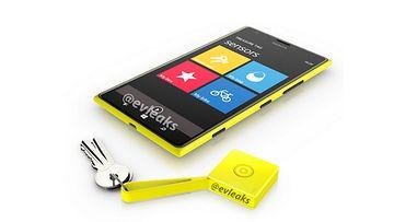 @evleaksin väittämä kuva Lumia 1520 -mallista