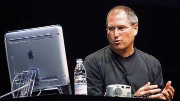 Steve Jobs vuonna 2001.