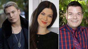 Cheek, Jenni Vartiainen ja Jari Sillanpää kiinnostavat eniten keikkayleisöjä.