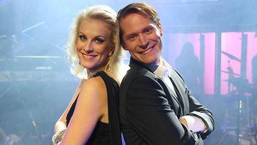 Laura Voutilainen on mukana Jarkko Tammisen show'ssa.
