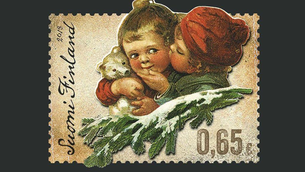 postimerkki joulu 2018 Tällaisia ovat tämän joulun postimerkit   Kotimaa   Uutiset   MTV.fi postimerkki joulu 2018