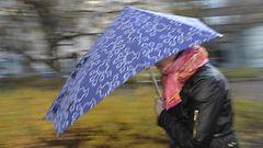 Elokuu jatkuu sateisena – my�s tuulet voimistuvat alkuviikolla