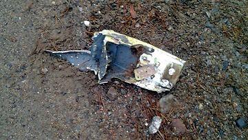 Lestijärvi Hawk onnettomuus
