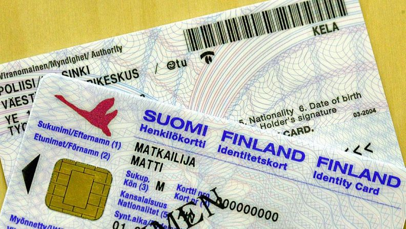 Henkilötunnuksen antamista maahanmuuttajille nopeutetaan. Henkilötunnus, henkkarit id-kortti