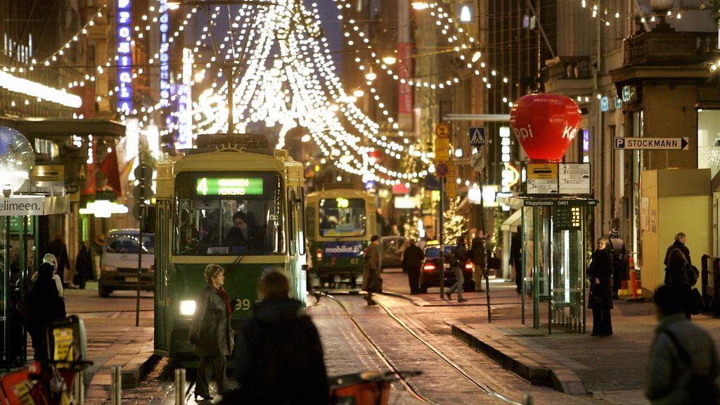 joulu 2018 ennuste Joulukuun ennuste: Lumeton joulu uhkaa osaa maata   Kotimaa  joulu 2018 ennuste