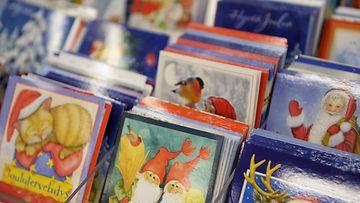 Joulukortit pitää lähettää joulukuoressa viimeistään tänään