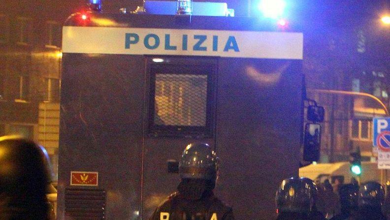 Italia poliisi