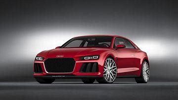 The Audi Sport quattro laserlight -konseptiauto