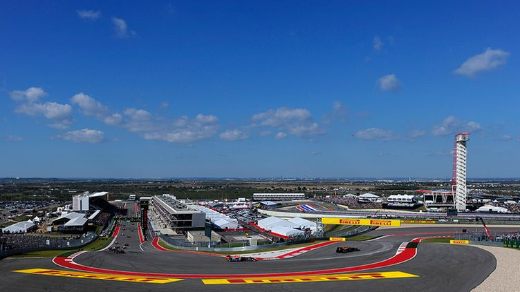 Circuit of the Americas.