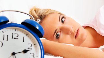 Toisilla voi olla geneettinen taipumus unettomuuteen.