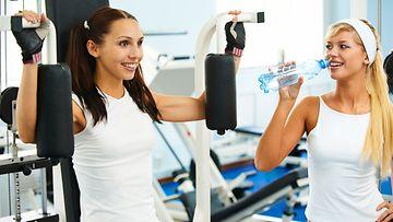 Liikunta alentaa verenpainetta.